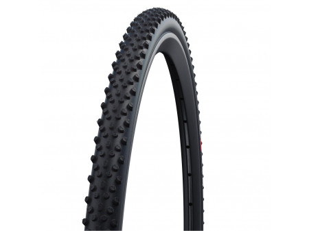 "Padanga 28"" Schwalbe X-One Bite HS 481, Evo Fold. 33-622 Super Ground Addix"