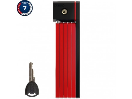 Spyna Abus Folding uGrip Bordo 5700/80 red core
