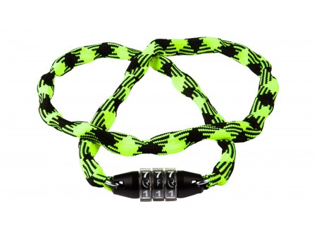 "Spyna Cube RFR CMPT chain combination 1200mm neon yellow""n""black"