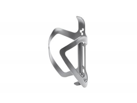 Gertuvės laikiklis Cube HPA Top Cage silver anodized