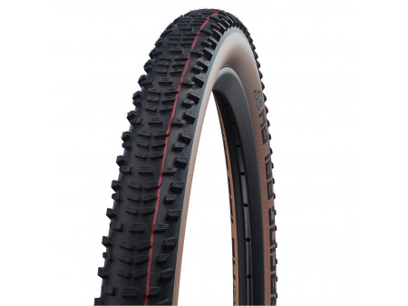"Padanga 29"" Schwalbe Racing Ray HS 489, Evo Fold. 60-622 Super Race Addix Speed Transparent-Skin"