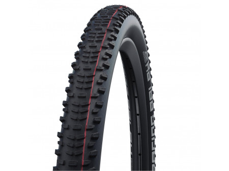 "Padanga 29"" Schwalbe Racing Ralph HS 490, Evo Fold. 57-622 Super Ground Addix Speed"