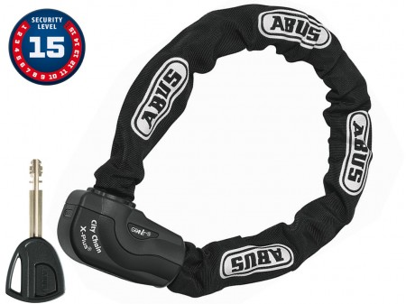Spyna Abus Chain Granit City X-Plus 1060/110