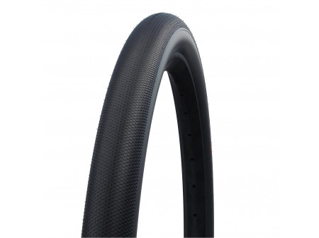 "Padanga 28"" Schwalbe G-One Speed HS 472, Evo Fold. 50-622 Super Ground Addix SpeedGrip"