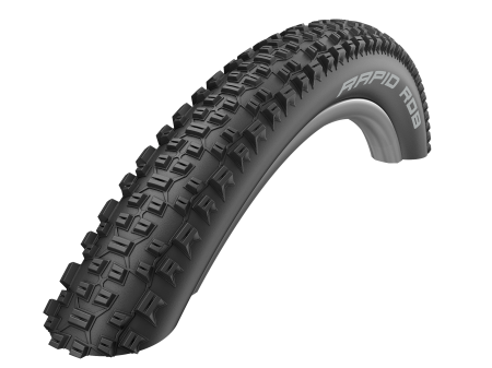 "Padanga 27.5"" Schwalbe Rapid Rob HS 425, Active Wired 57-584"