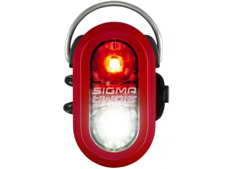 Galinė lempa Sigma Micro DUO red