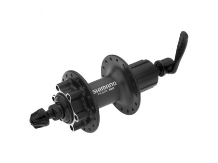 Galinė įvorė Shimano ALIVIO FH-M475 Disc 6-bolt 8/9-speed
