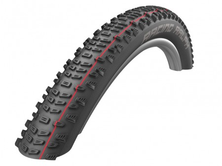 "Padanga 27.5"" Schwalbe Racing Ralph HS 490, Evo Fold. 57-584 Addix Speed"