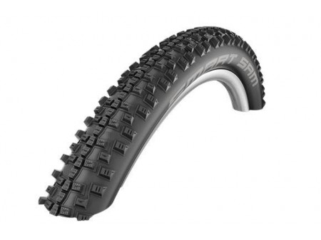 "Padanga 26"" Schwalbe Smart Sam HS 476 Perf. Wired 57-559 Black"