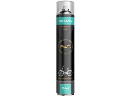 Poliravimo priemonė Bike On Wax Ride & Shine 750ml