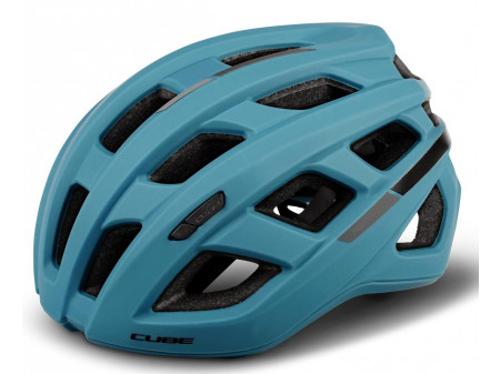 Šalmas Cube Road Race storm blue