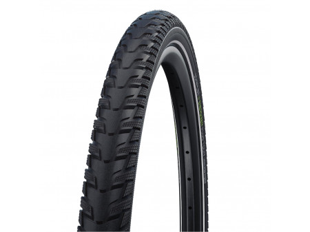 "Padanga 28"" Schwalbe Energizer Plus Tour HS 485, Perf Wired 50-622 Addix E Reflex"
