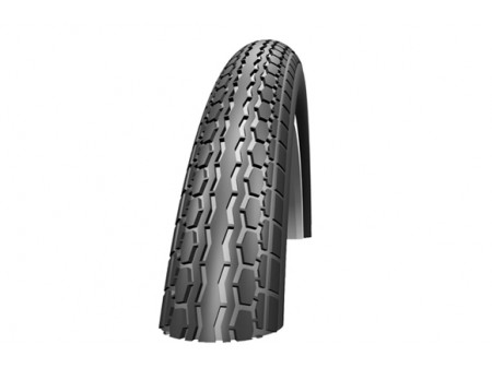 """Padanga 12"""" Schwalbe HS 140, Active Wired 47-203 White Line"""