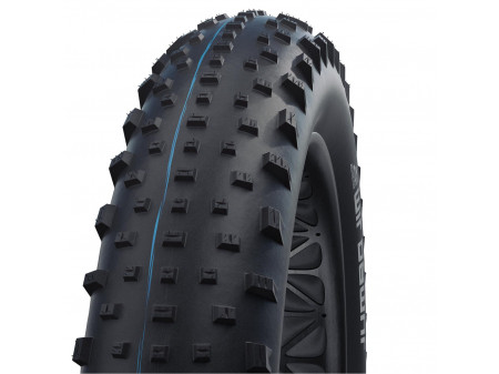 "Padanga 26"" Schwalbe Jumbo Jim HS 466, Evo Fold. 100-559 Super Ground Addix SpeedGrip"