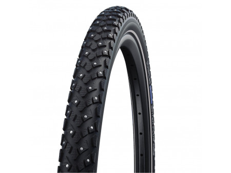 "Padanga 26"" Schwalbe Marathon Winter Plus HS 396, Perf Wired 55-559 Reflex"