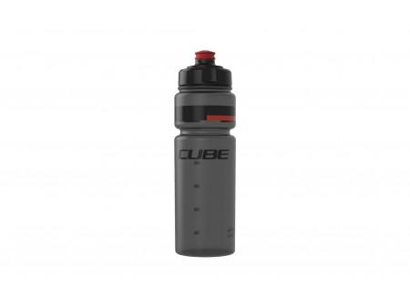"Gertuvė Cube Icon Teamline 750ml black""n""red"