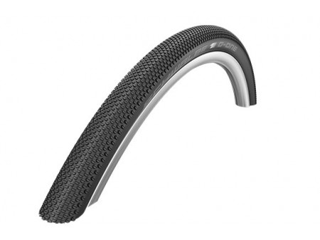 "Padanga 28"" Schwalbe G-One Allround HS 473, Perf. Wired 40-622 Black"