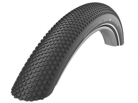 "Padanga 27.5"" Schwalbe G-One Allround HS 473, Perf Fold. 57-584 Addix"