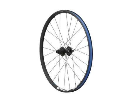 "Galinis ratas 27.5"" Shimano WH-MT501 Boost 12mm E-Thru Disc C-Lock 12-speed"