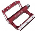 Pedalai VP-59 Alu axle CR-MO red